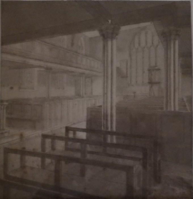 The interior 1831 - 1880